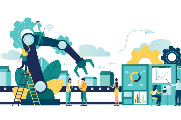 Industry 4.0 production line