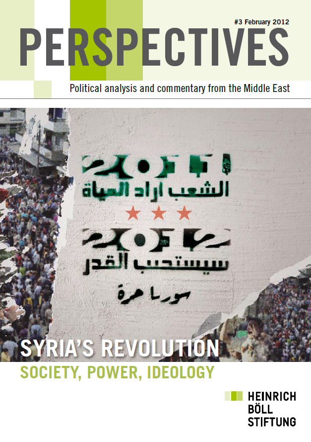 Syria's Revolution: Society, Power, Ideology