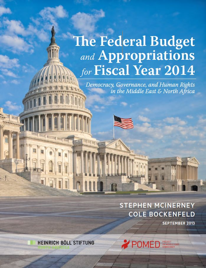 The Federal Budget and Appropriations for Fiscal Year 2014