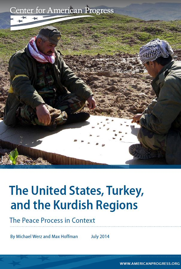The United States, Turkey, and the Kurdish Regions: The Peace Process in Context