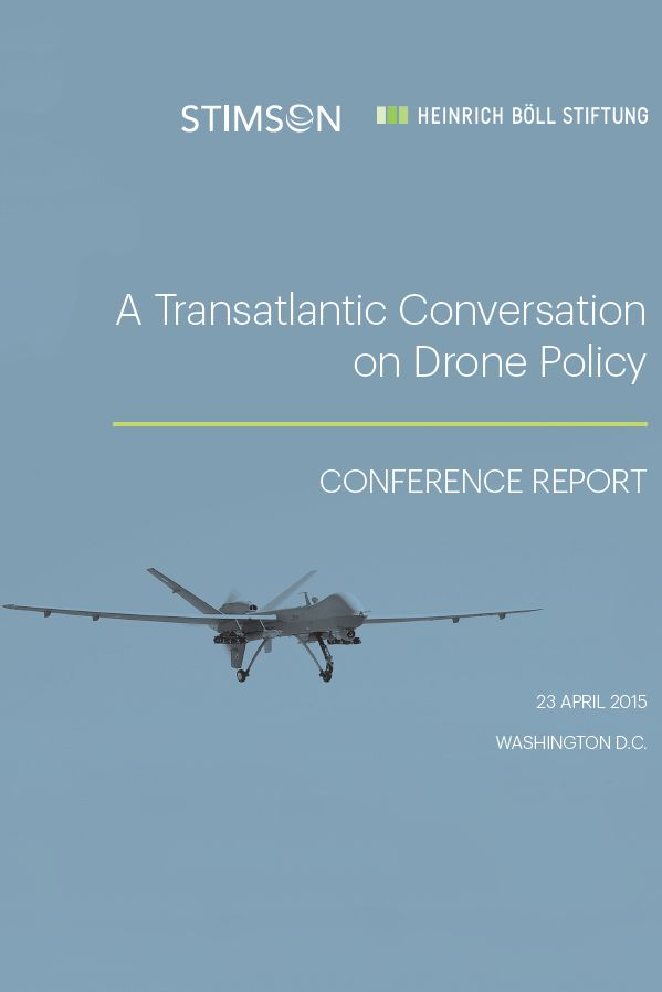 A Transatlantic Conversation on Drone Policy