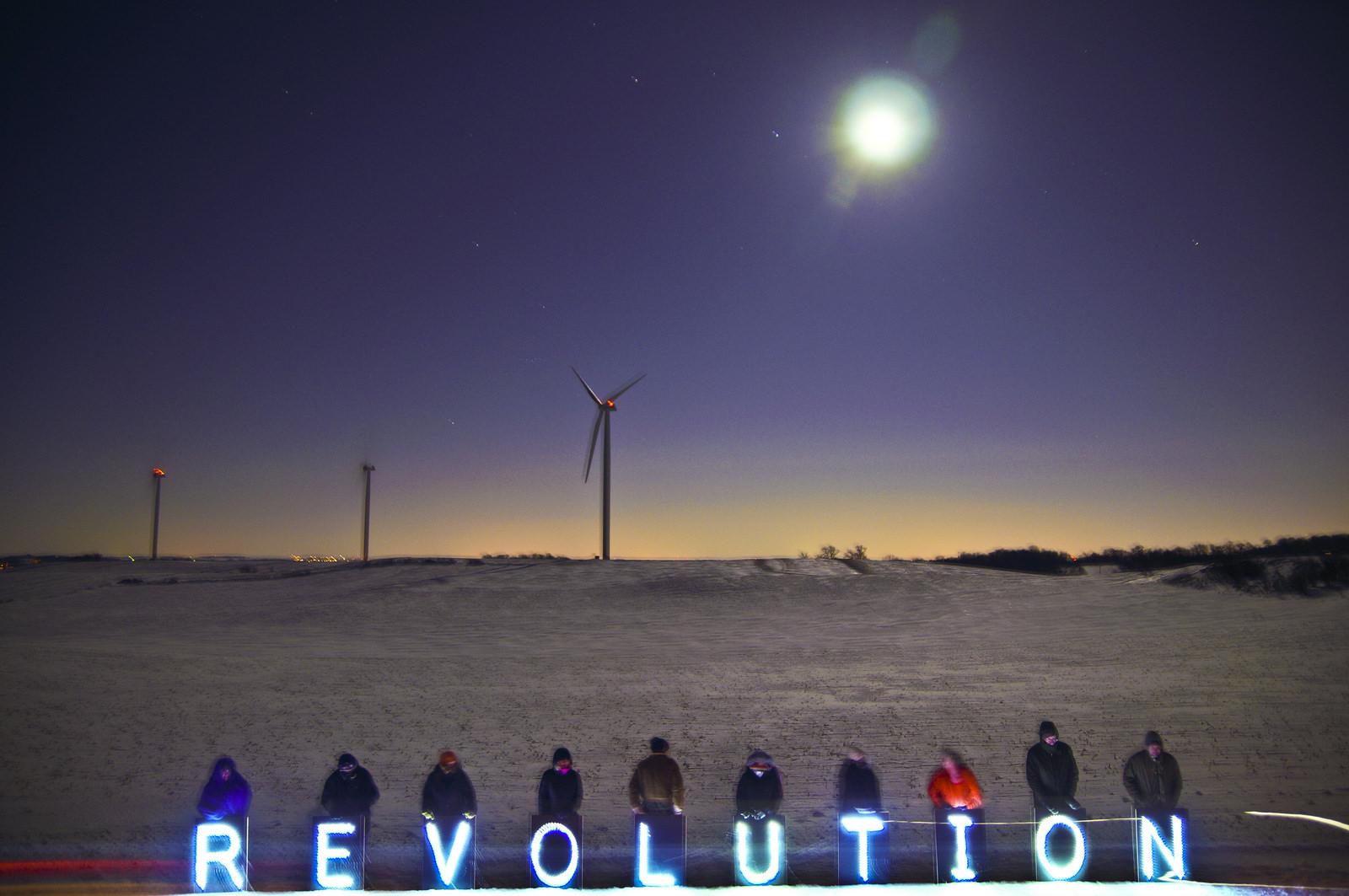Democracy In America >> The global energy revolution | Heinrich Böll Stiftung North America